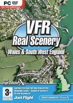 VFR Scenery Wales & South West England