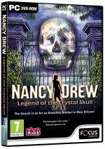 Nancy Drew - Legend of the crystal skull