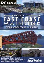 Scottish East Coast Mainline - Add-On for Railworks 3