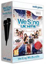 We Sing UK Hits Plus 2 Mics