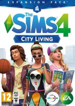 Sims 4: City Living Expansion Pack (S)