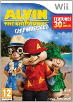 Alvin & The Chipmunks - Chip Wrecked (12