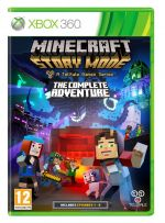 Minecraft: Story Mode Complete Adventure Ep 1-8