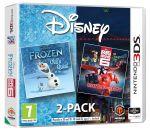 Disney Frozen: Olaf's Quest/Big Hero 6