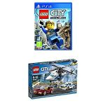 LEGO City Undercover [with High Speed Chase toy]