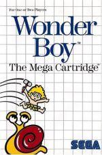 Wonder Boy [No ®]