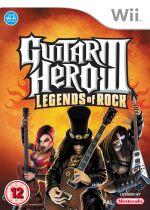 Guitar Hero III: Legends of Rock - Game Only (Wii)