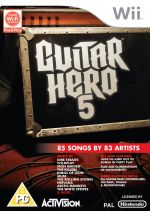 Guitar Hero 5 - Game Only (Wii)