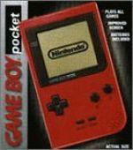 Nintendo Game Boy Pocket [Red]