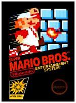 Super Mario Bros. [3 Screw - Oval Seal]