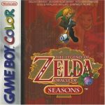 Legend of Zelda: Oracle of Seasons (GBC)