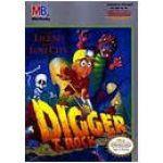 Digger T. Rock     (NES - PAL)