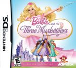 Activision Toys Barbie and The Three Musketeers for Nintendo DS