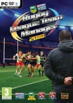 Rugby League Team Manager 2018 (PC DVD/Mac)