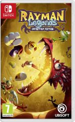 Rayman Legends [Definitive Edition]
