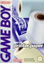 Nintendo Gameboy Printer Paper (3 rolls)