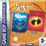 Finding Nemo + The Incredibles (GBA)