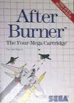 After Burner - Master System - PAL