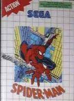 Spider-man - Master System - PAL