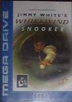 Jimmy White's 'Whirlwind' Snooker (Mega Drive)