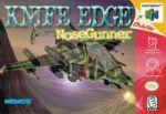 Knife Edge: Nose Gunner (N64)