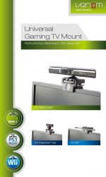 Universal Gaming TV Mount (Xbox 360/PS3/Wii)