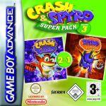 Crash and Spyro Super Pack Volume 3: Crash Fusion/Spyro Fusion (GBA)