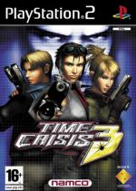 Time Crisis 3 (PS2)