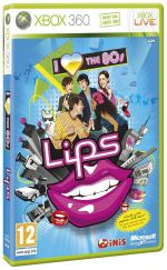 Lips: I Love the 80's - Game Only