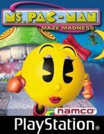 Ms Pac-Man Maze Madness
