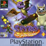 Spyro 3: Year of the Dragon (PS1 Platinum)