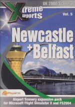 Xtreme Airports Vol 5: Belfast & Newcastle (PC CD)