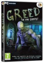 Greed The Mad Scientist (PC DVD)