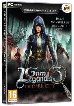 Grim Legends 3 - The Dark City (PC DVD)