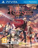 The Legend of Heroes: Trails of Cold Steel II (PlayStation Vita)
