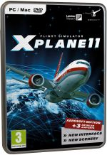 Flight Simulator X-Plane 11 (Mac/PC)