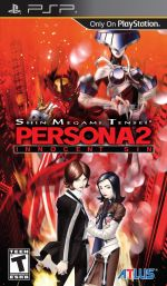 Shin Megami Tensei: Persona 2 Inn Sin / Game