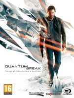Quantum Break: Timeless Collector's Edition (PC DVD)