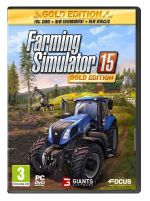 Farming Simulator 15 Gold (PC CD)