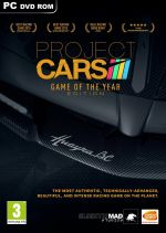 Project CARS - Game of the Year Edition (PC DVD)