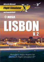 Mega Airport Lisbon Version 2 (PC DVD)