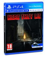Here They Lie VR (PSVR)