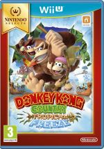 Donkey Kong Country: Tropical Freeze Select (Nintendo Wii U)