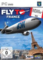Fly To France Add-On for FS 2004 and FSX (PC DVD)