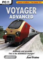 Voyager Advanced - Add-On for Railworks 3 (PC DVD)