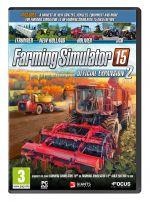 Farming Sim 15 Expansion 2 (PC CD)