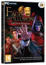 Faces of Illusion The Twin Phantoms (PC DVD)