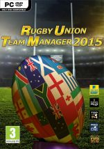 Rugby Union Team Manager 2015 (PC DVD)