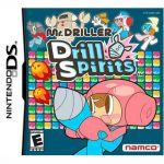 Mr. Driller: Drill Spirits (Nintendo DS)