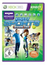 Kinect Sports Season Two - Microsoft Xbox 360